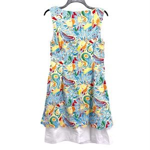 Lilly Pulitzer Peacock dress